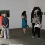 Exhibition Opening. Photo Credit: Ali Millar