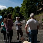 Rosita's assistant and photographer Morwenna Kearsley describes the surrounds to their afternoon group