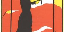 Heraus mit dem Frauenwahlrecht by Karl Maria Stadler - Scan from an old book